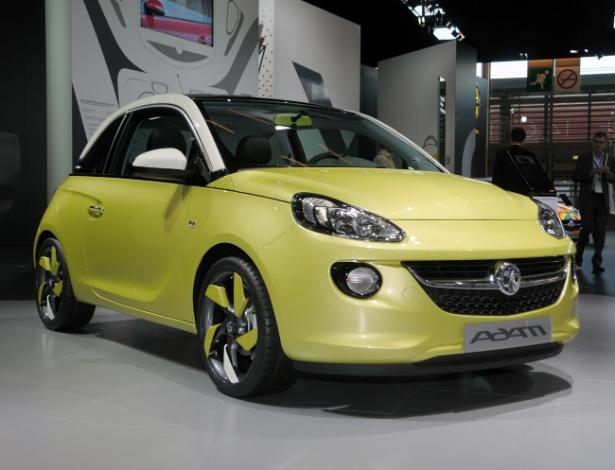 Opel Adam na versão Jam: mesmo os fãs da marca o confundiriam com um chinês - Murilo Góes/UOL