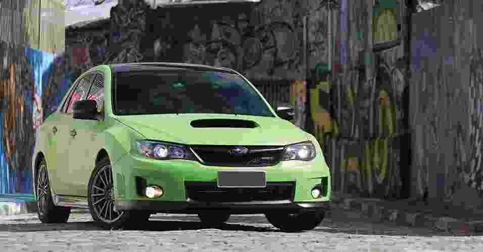 Subaru Impreza WRX - Luciano Falconi/Fullpower
