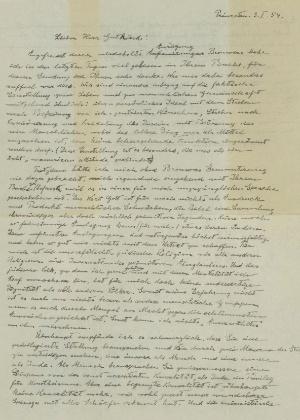 Carta de Einstein sobre Deus vai a leilão - Reuters