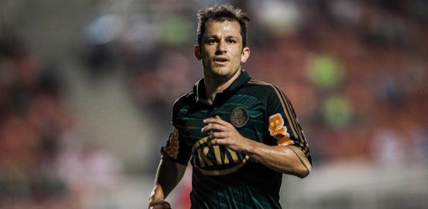 Corrêa defendeu o Palmeiras por cinco anos em duas passagens pelo clube alviverde - Leonardo Soares/UOL