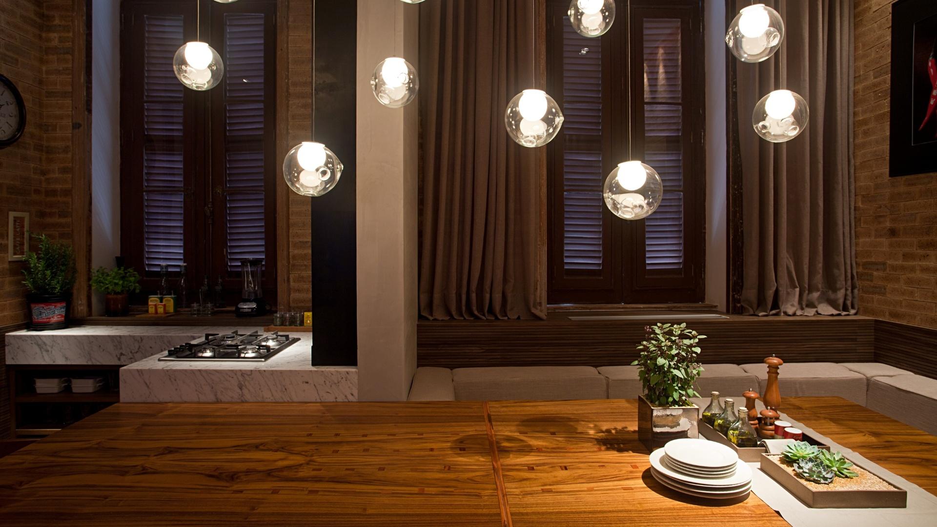 O Laboratório Gourmet, de Duda Porto, mistura elementos antigos, rústicos e modernos. A Casa Cor RJ vai de 03 de outubro a 19 de novembro de 2012, no Rio de Janeiro