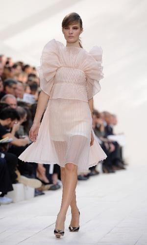 Desfile da grife Chloé na semana de moda de Paris Primavera/Verão 2013 (01/09/2012)