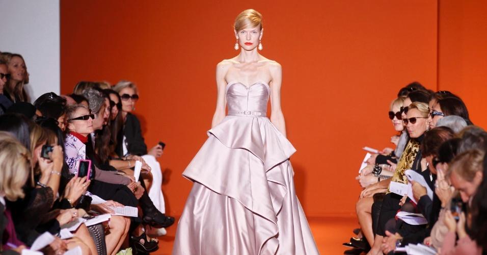 Desfile de Andrew Gn na semana de moda de Paris Primavera/Verão 2013 (30/09/2012)