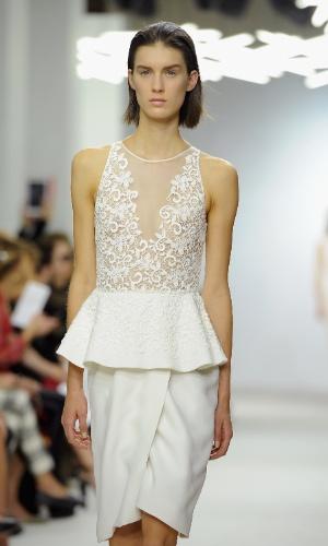 Desfile de Giambattista Valli na semana de moda de Paris Primavera/Verão 2013 (01/09/2012)