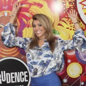 Fabiana Teixeira é confirmada como destaque da Tom Maior no Carnaval 2013 (3/10/12) - Divulgação