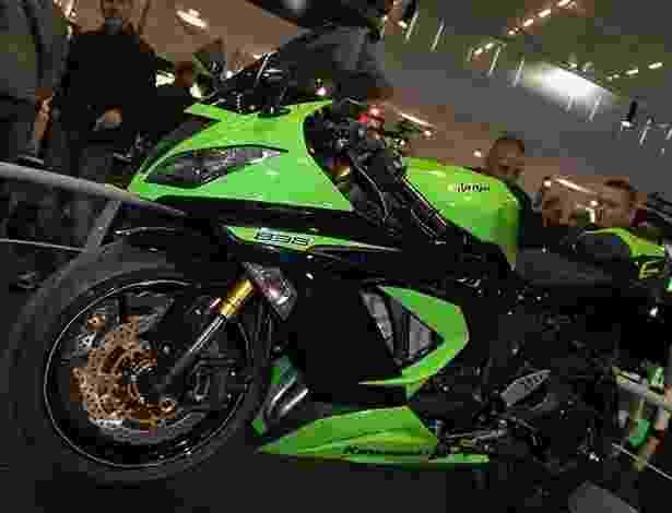 Kawasaki no Salão de Colônia 2012 - Arthur Caldeira/Infomoto