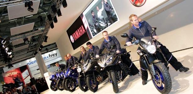 Yamaha teve apresentação apática no Salão de Colônia 2012 e não revelou novos modelos no evento