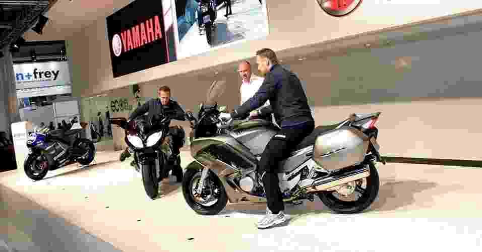 Yamaha no Salão de Colônia 2012 - Arthur Caldeira/Infomoto