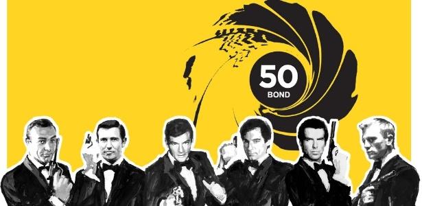 """Responda e ganhe prêmios do 007:""""Que cantada você gostaria de ouvir de um espião (ou espiã)?"""" - divulgação"""