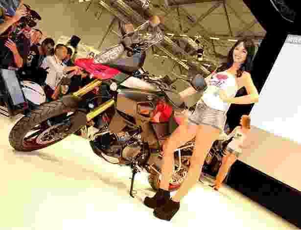 Suzuki no Salão de Colônia 2012 - Arthur Caldeira/Infomoto