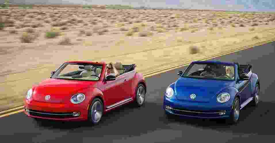 Volkswagen Beetle Conversível 2013 - Divulgação
