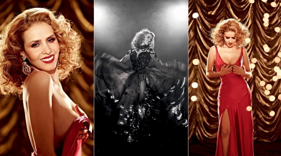 """Novas imagens da atriz Leona Cavalli na edição de outubro da revista """"Playboy"""" foram divulgadas (5/10/12)"""
