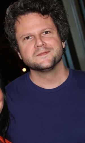 """O ator Selton Mello na pré-estreia do filme """"O som ao redor"""" no Cine Odeon (6/10/12)"""