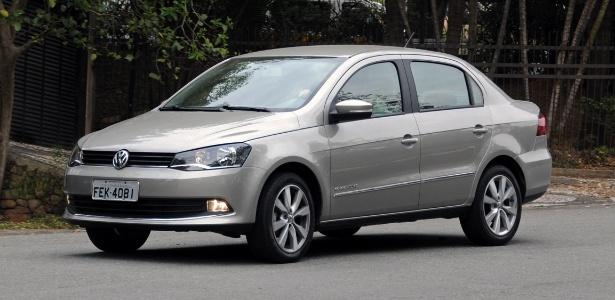 Sedã ganha fôlego contra Fiat Grand Siena, Toyota Etios, Nissan Versa e Chevrolet Cobalt - Murilo Góes/UOL