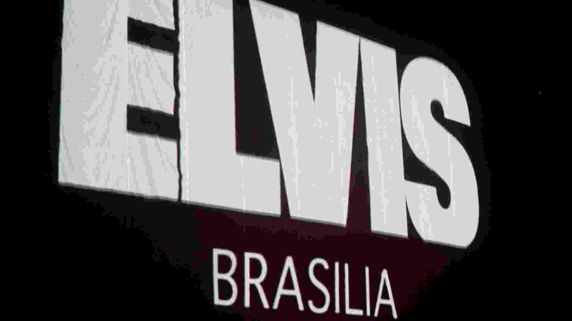 "Turnê ""Elvis in Concert"" em Brasília (6/10/2012) - Roberto Jayme/UOL"
