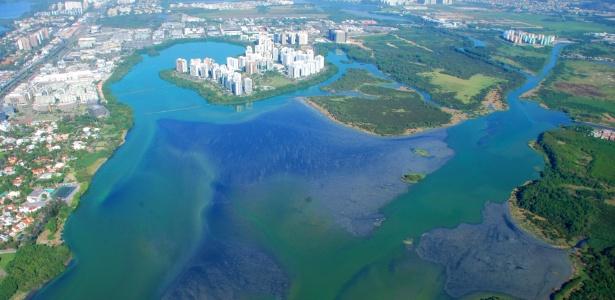 Complexo de lagoas da Barra passará por despoluição para que Rio receba a Olimpíada de 2016