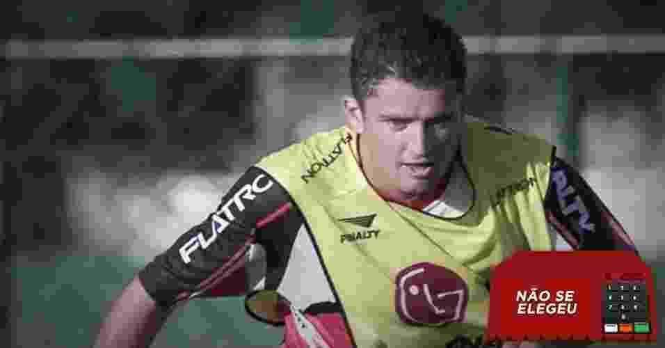 Carlos Miguel, ex-jogador do São Paulo e Grêmio - Folha Imagem