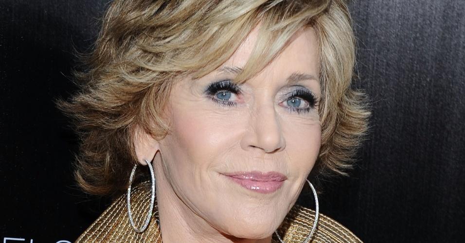Duelo elas assumem os sinais da idade - Jane Fonda