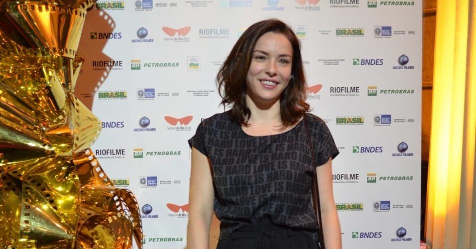 Regiane Alves durante o Festival do Rio 2012 (8/10/20120)