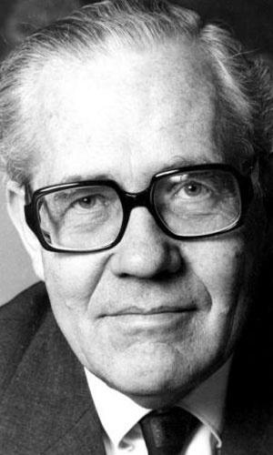 1981 - Acnur (Alto Comissariado da ONU para Refugiados) - Pelo trabalho realizado na crise de refugiados do Vietnã. O prêmio foi entregue a Poul Hartling (foto), que comandava a agência à época