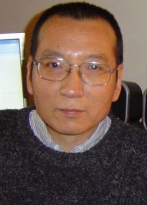 Liu Xiaobo, preso desde 2008, em foto de 2005 - AFP