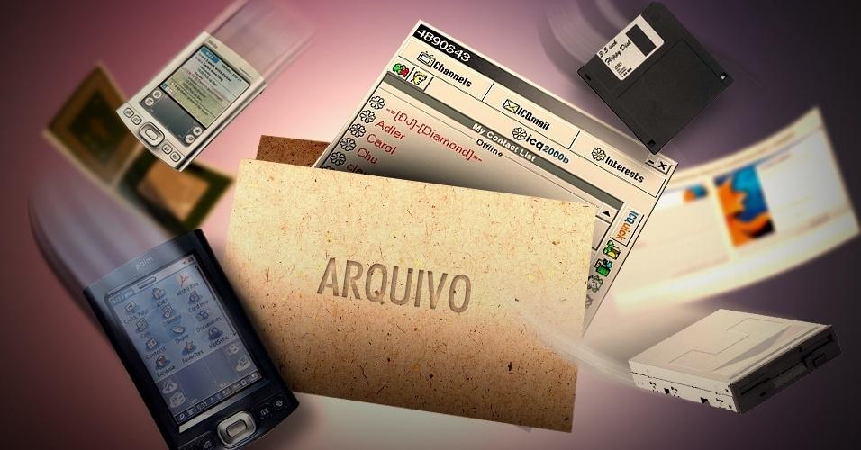 Chamada Das antigas: lista traz tudo o que você não precisa mais saber sobre tecnologia