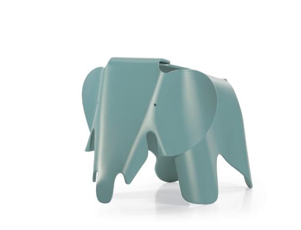 A peça Eames Elephant foi criada por Charles & Ray Eames em 1945 e pode ser usada como brinquedo - Divulgação