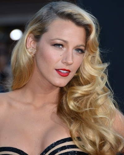Duelo Risca Marcada Blake Lively