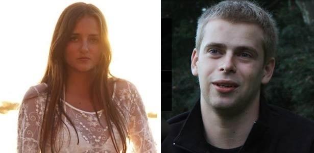Ingrid Migliorini, 20 anos, e o russo Alexander Stepanov, 23, estão leiloando a virgindade na internet - Arquivo pessoal/Divulgação Virgins Wanted