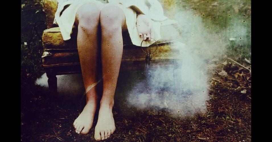 """""""Tudo o que achamos que é realidade é uma simples percepção"""", diz ela"""