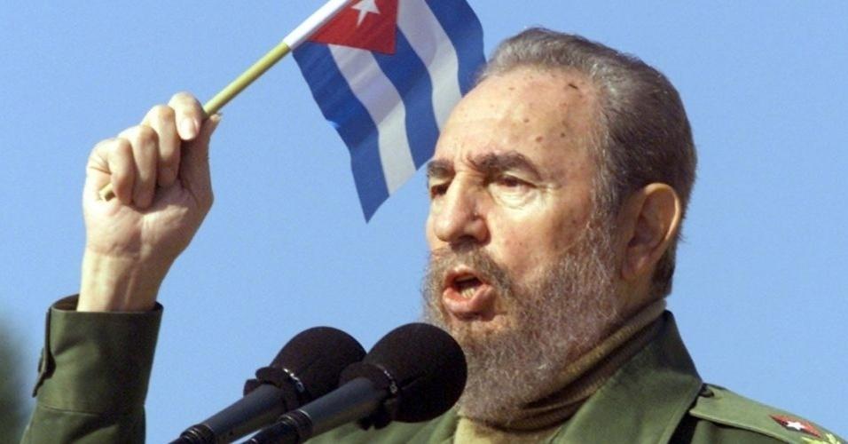 Governante de Cuba de 1976 a 2008, Fidel Castro foi um dos principais mentores da Revolução Cubana de 1959; conheça a trajetória do ex-líder, desde sua infância no meio rural
