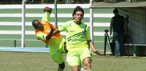 Ricardo Goulart, que se destacou pelo Goiás na Série B, pode reforçar o Atlético