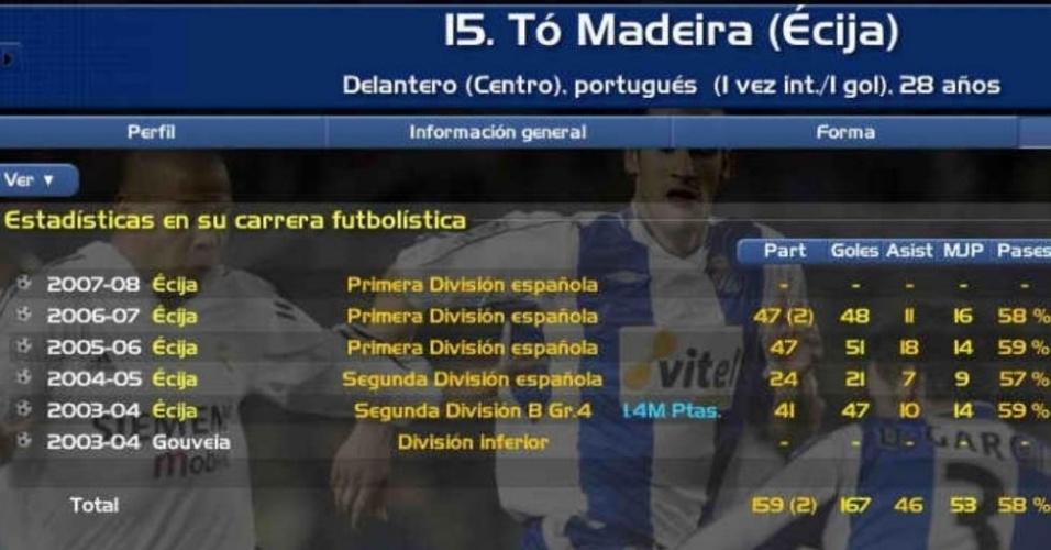 Tó Madeira era a melhor contratação do CM