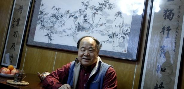 Escritor chinês Mo Yan  - China Daily/Reuters