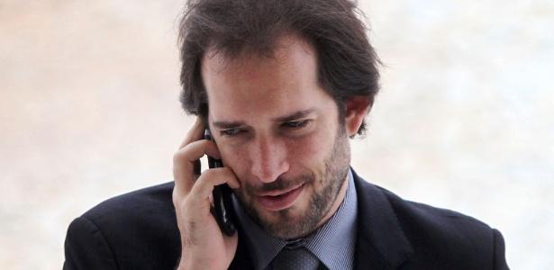 11.out.2012 - Pierpaolo Bottini, advogado do grupo J&F - Roberto Jayme/UOL