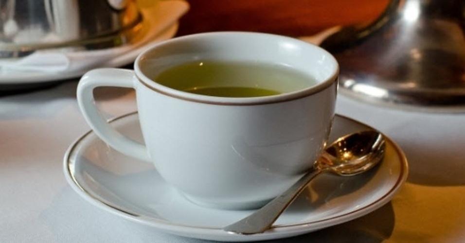 chá do restaurante fasano