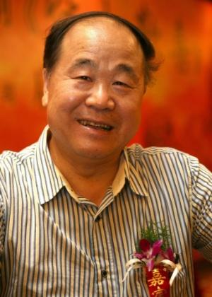 O escritor chinês Mo Yan - AFP