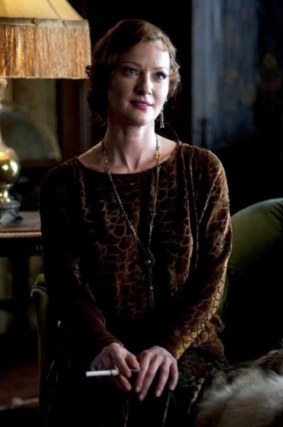 """Gillian Darmody (Gretchen Mol) em imagem de """"You'd Be Surprised"""", quinto episódio da terceira temporada de """"Boardwalk Empire"""""""