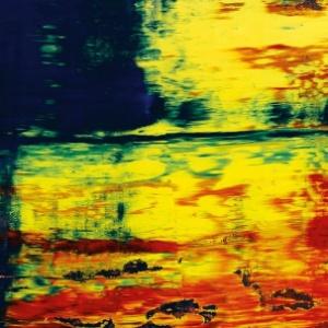 """""""Abstraktes Bild"""", tela do artista alemão Gerhard Richter, vendida por Eric Clapton em um leilão da Sotheby""""s por US$ 34,2 milhões (12/10/2012) - Reprodução"""