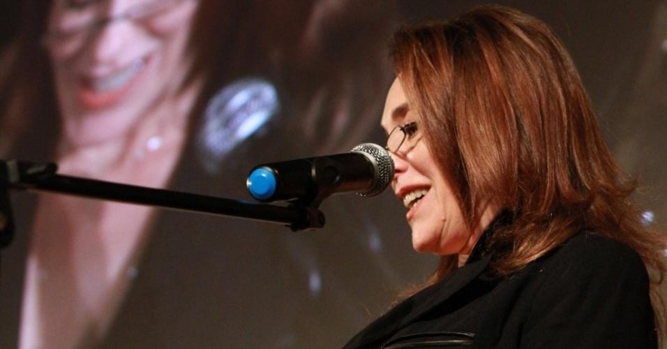 Cristiane Torloni anuncia premiado do Festival do Rio (11/10/12)