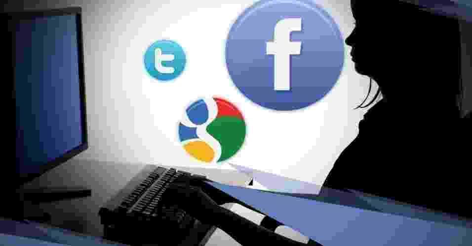 Pesquisas sobre redes sociais trazem dados curiosos sobre comportamento - Arte UOL