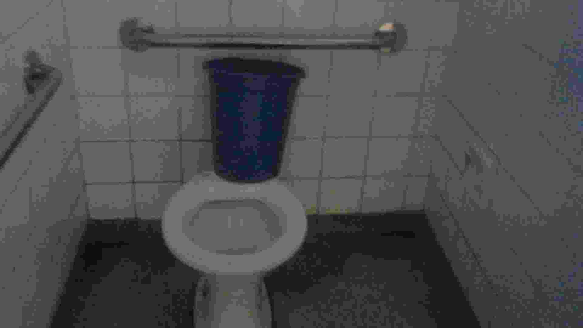 Imagem publicada no Diário de Classe da E.M.I.E.F Marisa Lapido Barbosa, de Taubaté (SP) mostra o banheiro adaptado para deficientes com vazamento e um balde para conter a água; alunos fizeram página no Facebook para denunciar problemas recorrentes nas escolas - Reprodução