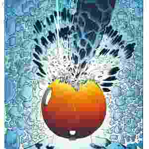 """""""Astronauta - Magnetar"""" tem roteiro e arte de Danilo Beyruth e colorida por Cris Peter. A revista é a primeira do selo Graphic MSP, que terá os personagens de Maurício de Sousa transformados em graphic novels  - Divulgação"""