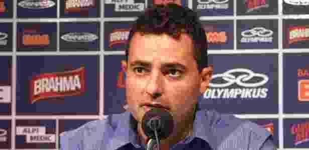 Alexandre Mattos foi suspenso por 120 dias devido a ofensas a bandeirinha  - Washington Alves/Vipcomm
