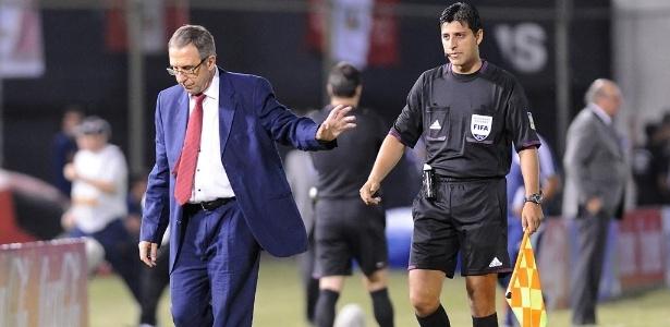 Gerardo Pelusso diz que gostaria de treinar o Cruzeiro