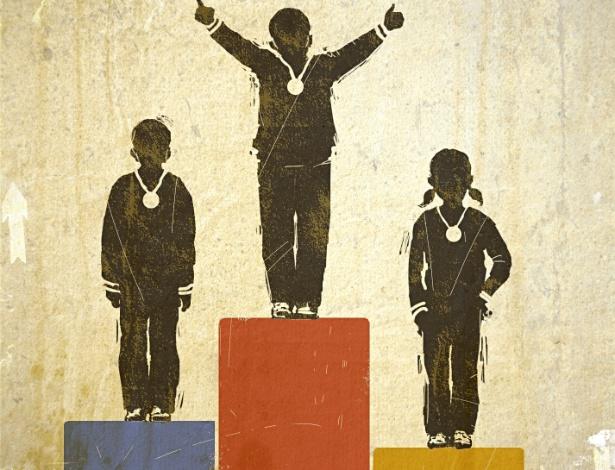 Competitividade tem de ser cuidadosamente trabalhada na educação das crianças - Anthony Freda/The New York Times
