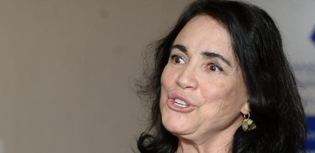 """Regina Duarte apresenta a peça """"Raimunda, Raimunda"""", dirigida e protagonizada por ela em SP (16/10/12) - Francisco Cepeda/AgNews"""
