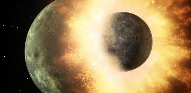 Colisão de um asteroide ou outro planeta com a Terra é pouco provável, segundo cientistas da Nasa