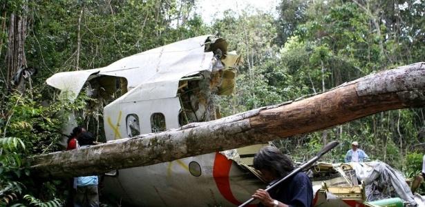 Acidente com o voo 1907 da Gol, em 2006, resultou na morte de 154 pessoas