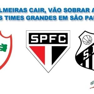 Corneta FC: Sabe qual será o maior problema se o Palmeiras cair?